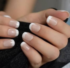 Nieuwe Set Gel/ PowerGel French Manicure