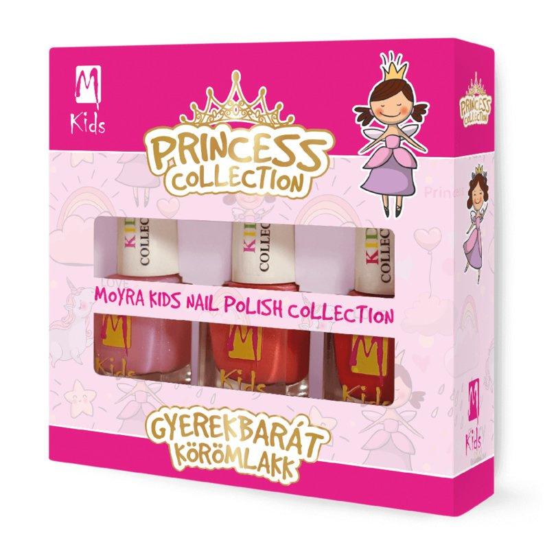 """Princess Moyra Nail Polish """"Kids Collection"""""""
