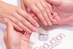 "Spa Manicure ""Behandeling Brons"" ca.25min"