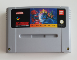SNES Mighty Morphin Power Rangers The Fighting Edition (cart only) UKV