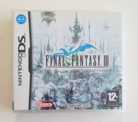 DS Final Fantasy III (CIB)