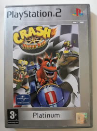 PS2 Crash Nitro Kart Platinum (CIB)