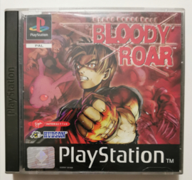 PS1 Bloody Roar (CIB)