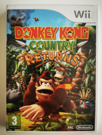 Wii Donkey Kong Country Returns (CIB) HOL