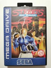 Megadrive Streets of Rage 3 (CIB)
