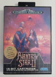 Megadrive Phantasy Star II (CIB without map)