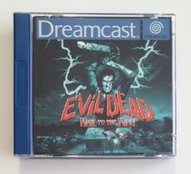 Dreamcast Evil Dead: Hail to the King (CIB)