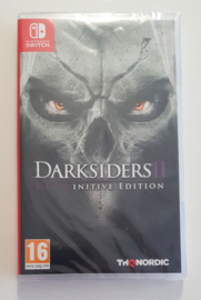 Switch Darksiders II Deathinitive Edition (factory sealed) EUR