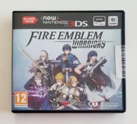 3DS Fire Emblem Warriors (Sticker sealed) HOL