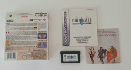 GBA Final Fantasy I & II - Dawn of Souls (CIB) NEU6