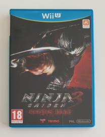 Wii U Ninja Gaiden 3 Razor's Edge (CIB) HOL