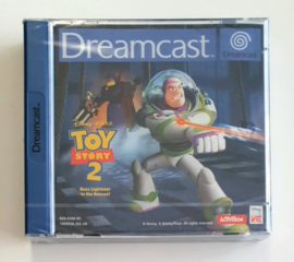 Dreamcast Disney/ Pixar's Toy Story 2: Buzz Lightyear to the Rescue (factory sealed)