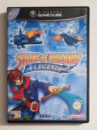 Gamecube Skies of Arcadia Legends (CIB) UKV