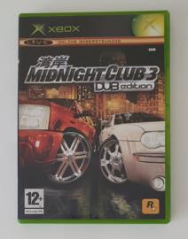 Xbox Midnight Club 3 - Dub Edition (CIB)