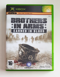 Xbox Brothers in Arms: Earned in Blood (CIB)