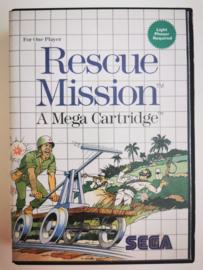 Master System Rescue Mission (CIB)