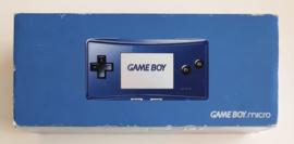 Gameboy Micro Blue (CIB)