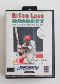 Megadrive Brian Lara Cricket (CIB)