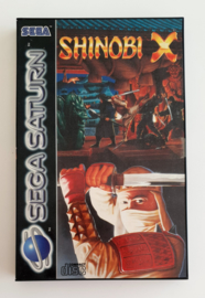 Saturn Shinobi X (CIB)