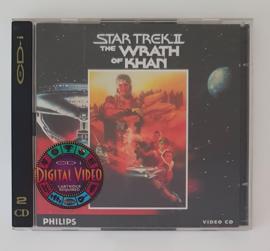 CD-I Star Trek II The Wrath of Khan (CIB)
