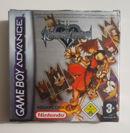 GBA Kingdom Hearts - Chain of Memories (CIB) NEU6