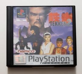 PS1 Tekken 2 Platinum (CIB)