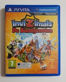PS Vita Invizimals: De Bondgenoten (CIB)