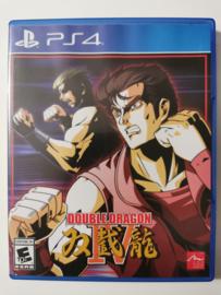 PS4 Double Dragon IV (CIB)