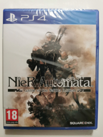 PS4 NieR: Automatica - Game of the Yorha Edition(factory sealed)