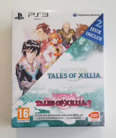 PS3 Tales of Xillia 1+2 Day One Edition bundle - Limited Edition (CIB)