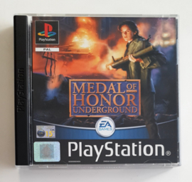 PS1 Medal of Honor Underground (CIB)