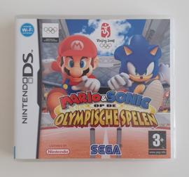 DS Mario & Sonic op de Olympische Spelen (CIB) HOL