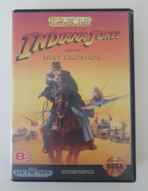 Genesis Indiana jones and the Last Crusade (CIB)
