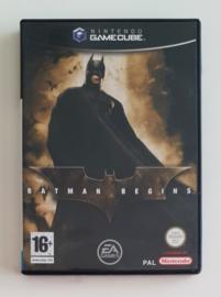 Gamecube Batman Begins (CIB) HOL