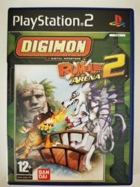 PS2 Digimon Rumble Arena 2 (CIB)