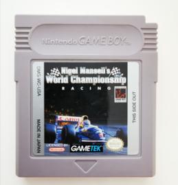GB Nigel Mansell's World Championship Racing (cart only) USA