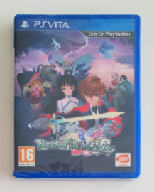 PS Vita Tales of Hearts R (CIB)