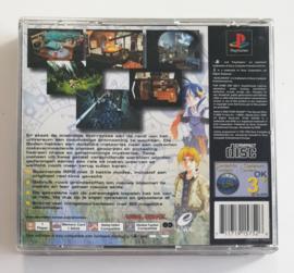 PS1 Star Ocean: The Second Story (CIB)