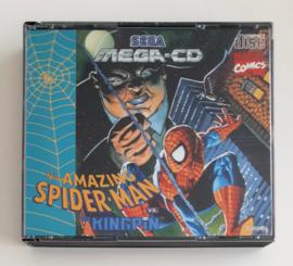 Mega CD The Amazing Spider-Man VS. The Kingpin (CIB)