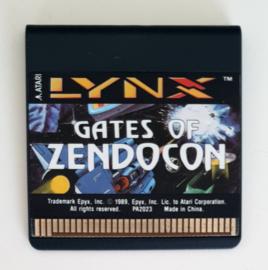 Atari Lynx Gates of Zendocon (cart only)