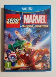 Wii U LEGO Marvel Super Heroes (CIB) FAH