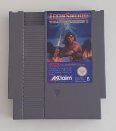 NES Iron Sword - Wizards & Warriors 2 (cart only) EEC
