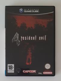 Gamecube Resident Evil 4 (CIB) HOL