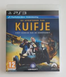 PS3 De Avonturen Van Kuifje - Het Geheim Van De Eenhoorn (CIB)