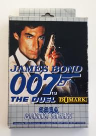 Game Gear James Bond 007 The Duel (CIB)