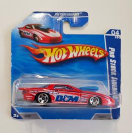 Hot Wheels HW Performance Pro Street Firebird (04/10) 2009
