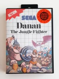 Master System Danan The Jungle Fighter (CIB)