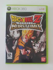 X360 Dragon Ball Z Burst Limit (CIB)