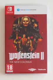 Switch Wolfenstein II - The New Colossus (CIB) HOL