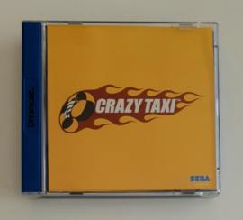 Dreamcast Crazy Taxi (CIB)